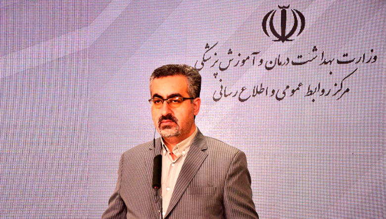 ۵٧  مبتلا به کرونا در 24 ساعت گذشته در ایران جانباختند/ شناسایی ٢٢٨٢ بیمار جدید کووید۱۹ در کشور