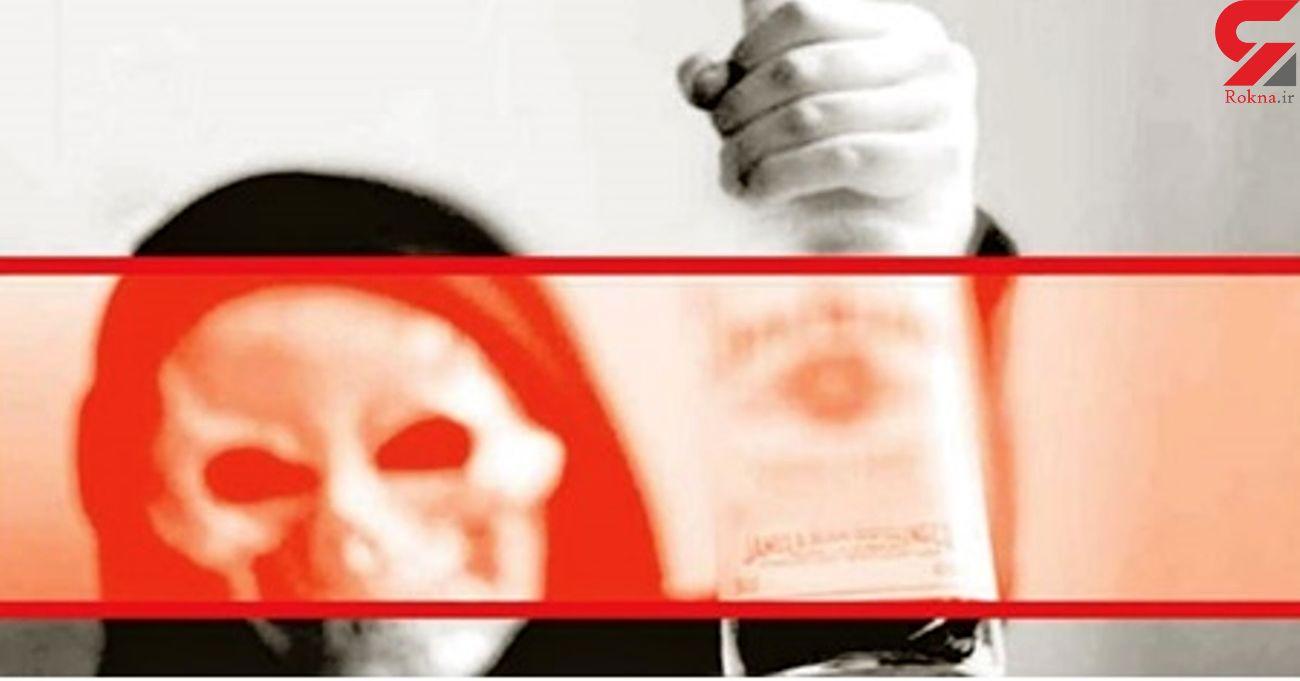 شکایت علیه داماد به خاطر خوراندن زوری مشروب به زنش