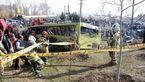علت تصادف مرگبار اتوبوس حامل دانشجویان واحد علوم تحقیقات در سیمون بولیوار+ فیلم و عکس