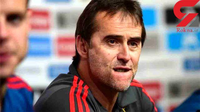 رسمی/ سرمربی تیم ملی فوتبال اسپانیا اخراج شد