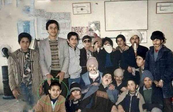 بازیگران معروف وقتی دانش آموز بودند + تصاویر