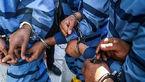 5 مرد مسلح در آبادان دستگیر شدند / آنها در شهر تیراندازی می کردند