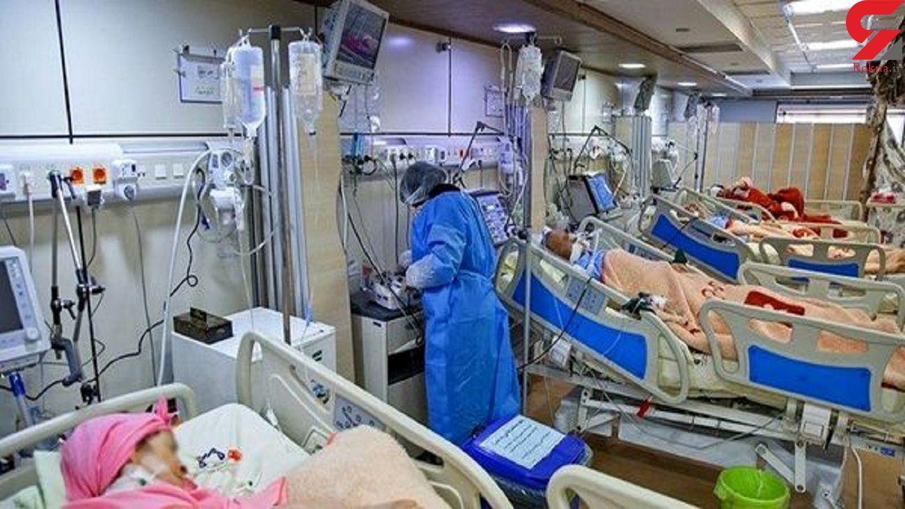 بستری بیش از ۸۰ بیمار مشکوک به کرونا در بخش مراقبت های ویژه یزد