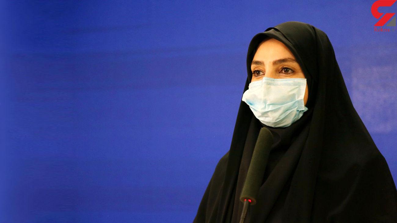 179 مبتلا به کرونا در 24 ساعت گذشته در ایران جانباختند / شناسایی ۳۵۲۳ بیمار جدید کووید۱۹ در کشور
