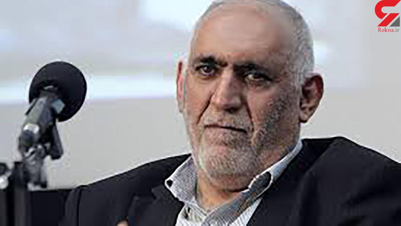 دکتر سیدعلی ملک حسینی پدر کبد ایران به کرونامبتلا شد