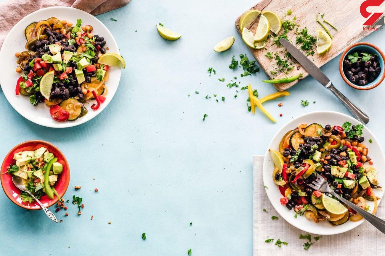 ویتامین های لازم برای گیاهخواران / 5 ماده غذایی که باید همراه رژیم گیاهخواری شود