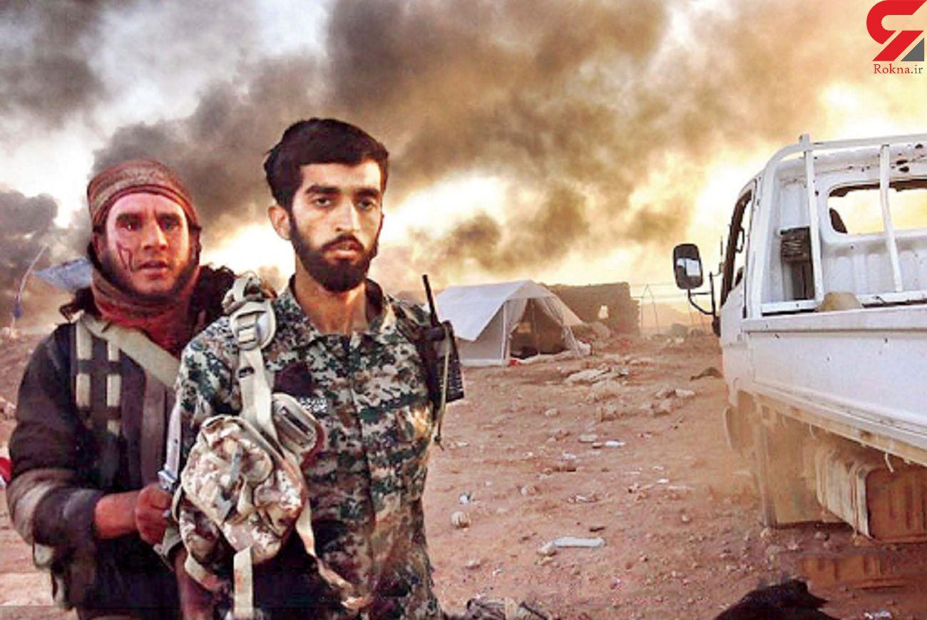 فوری / بازداشت قاتل شهید حججی در سوریه + عکس
