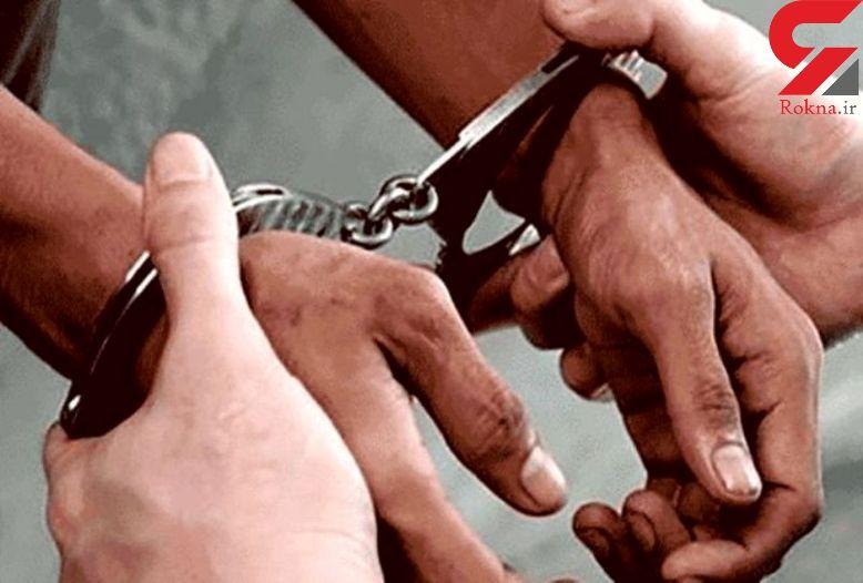 سارق ویلاهای خالی در نوشهر دستگیر شد