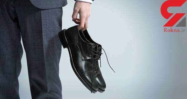 ترفدنهای خانگی از بین بردن لکه چربی از روی کفش