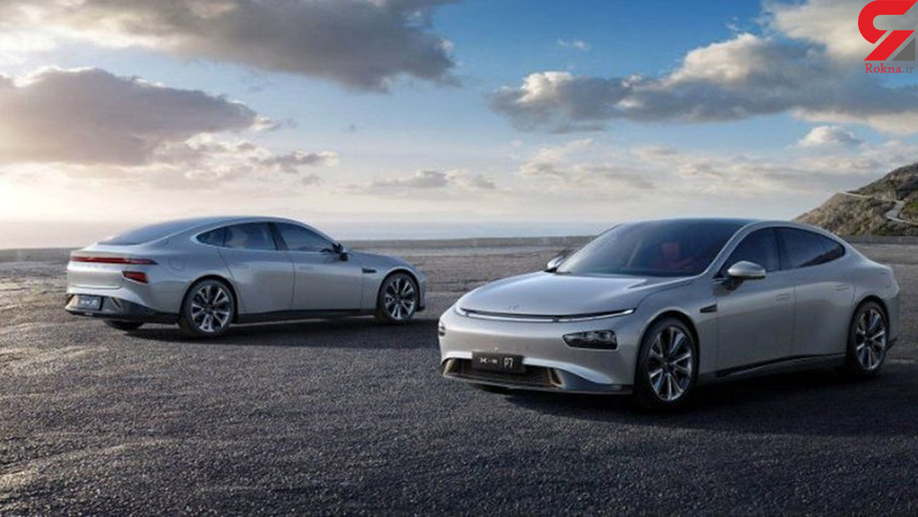 معرفی شیاوپنگ P7 سدان الکتریکی؛ خودروساز نوپای چینی