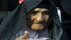 مادر صنایع دستی ایران درگذشت + عکس