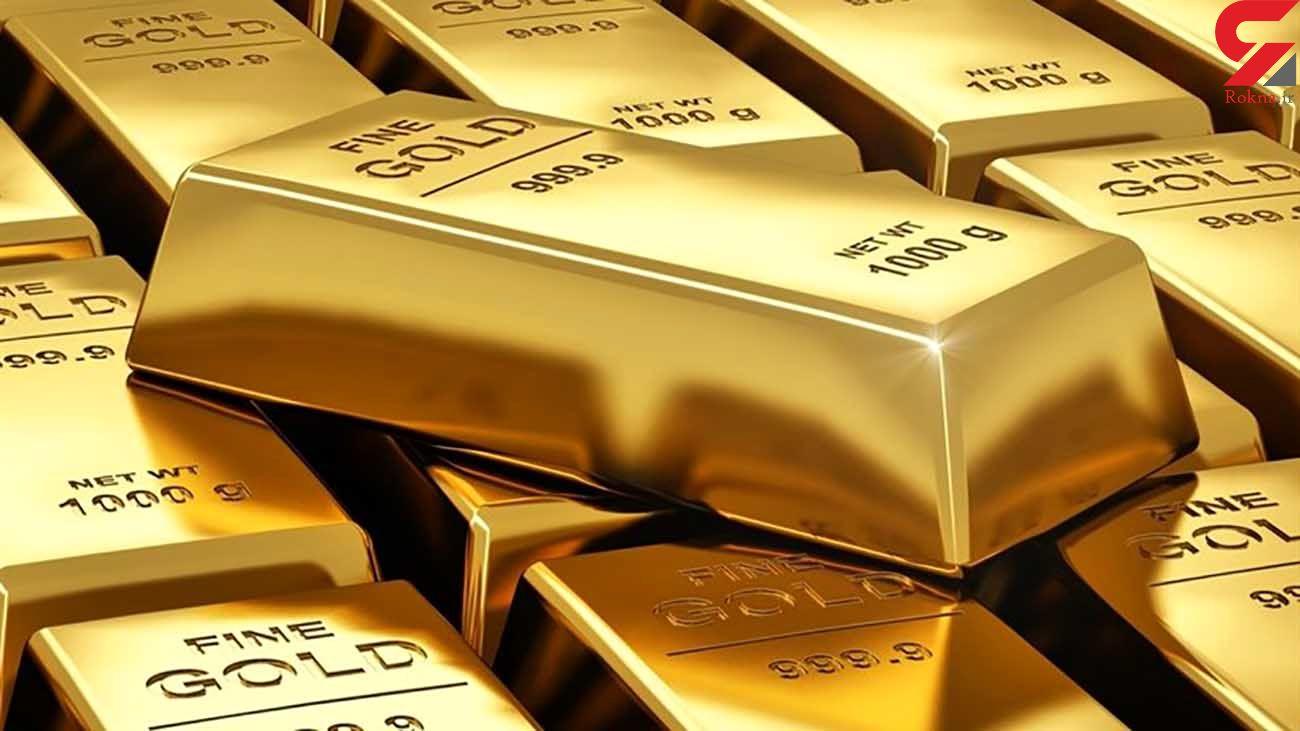 افزایش قیمت جهانی طلا با شکست احتمالی ترامپ در انتخابات آمریکا
