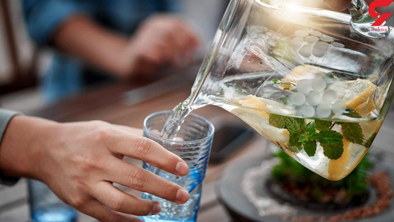 حد مجاز مصرف آب برای روزه داران