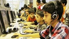 کودکان ایرانی ۱۳ میلیون ساعت در روز سرگرم بازیهای رایانهایاند