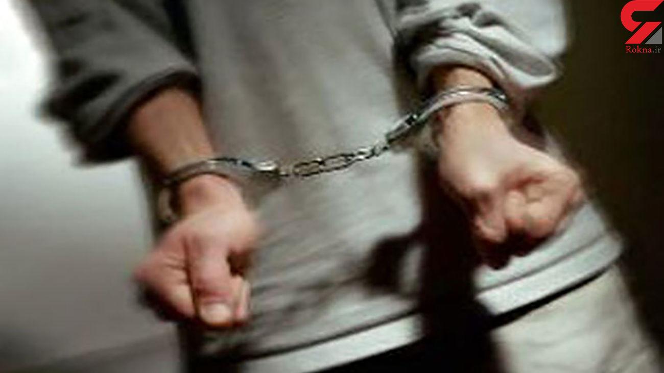 دستگیری سارق ادوات کشاورزی در آبدانان