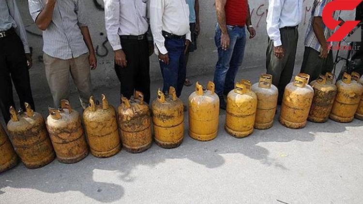 نقش مافیا گاز در کمبود سوخت مردم البرز