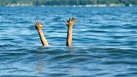 تلاش برای کشف جسد کودک غرق شده در سامان