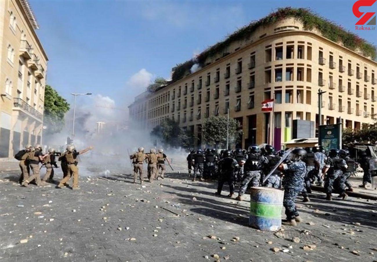 هشدار ارتش به معترضان خشونتطلب/ حمله برخی گروهها به یک وزارتخانه