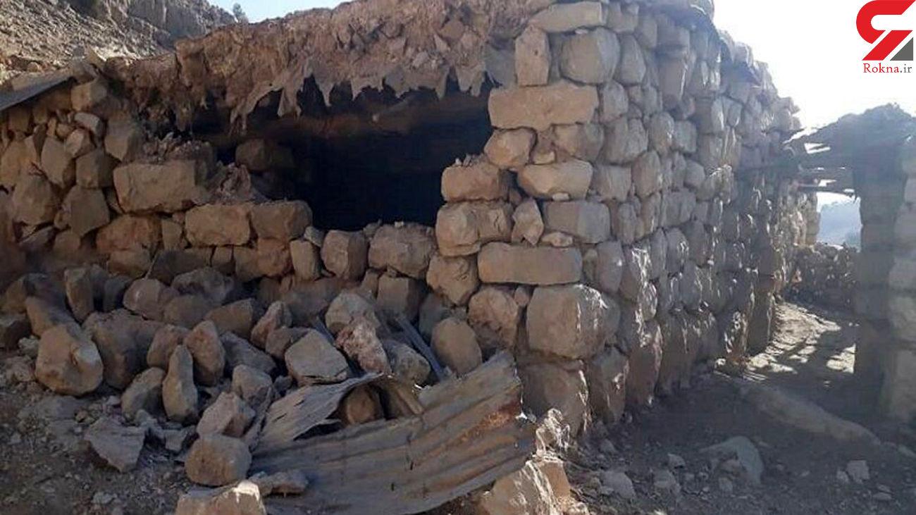 زلزله اندیکا به 120 روستا خسارت وارد کرد