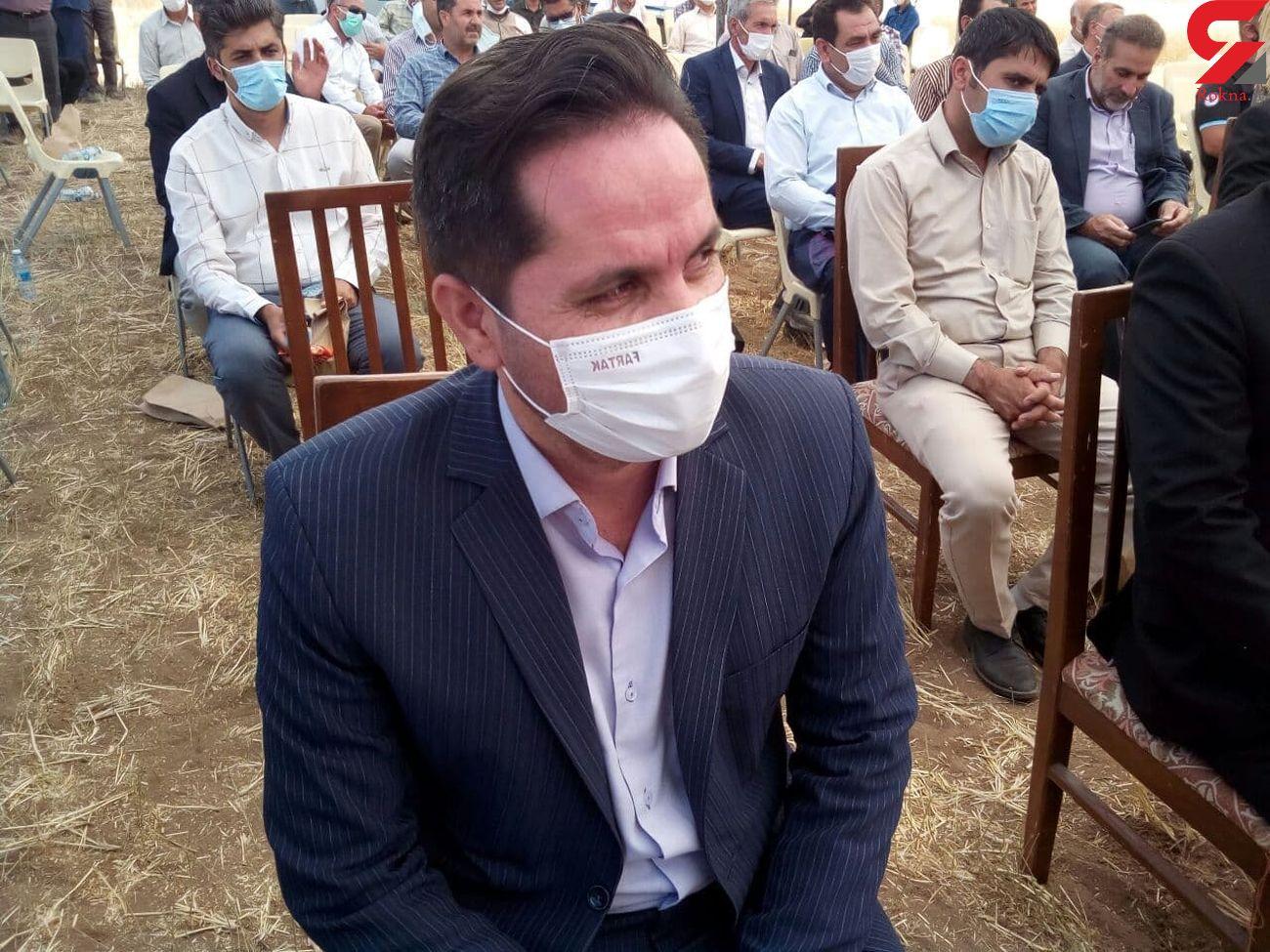 جعفر سعیدی مراسم هالاح لاما (برداشت آخرین روز گندم )در هشترود ثبت ملی شد