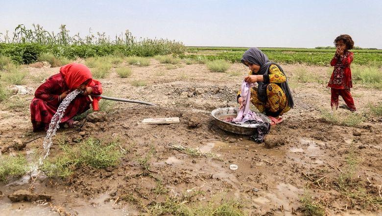 آب رفتن سفره زنان کشاورز سیستان و بلوچستان/ مهاجرت؛ ثمره بی توجهی دولت به وضعیت معیشت