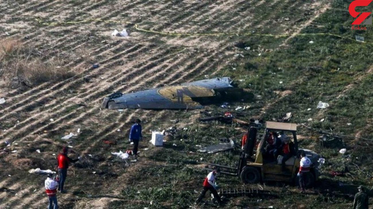 مذاکره با تهران بر سر پرداخت غرامت به قربانیان سقوط هواپیمای اوکراینی + فیلم