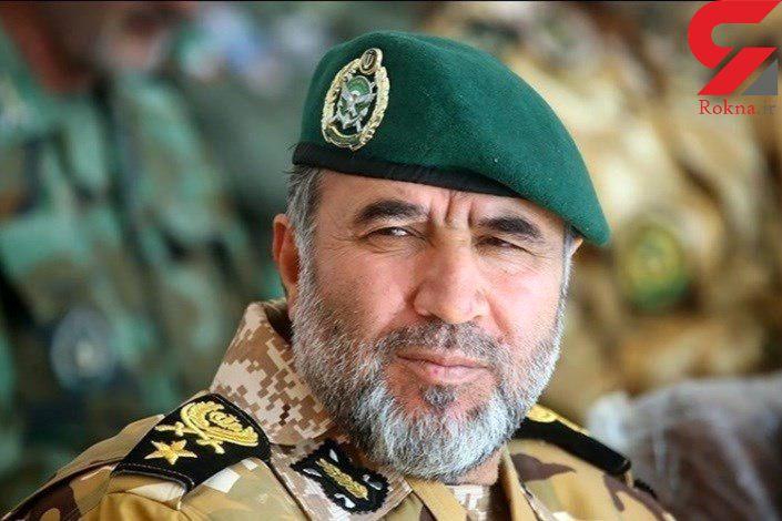 فرمانده نیروی زمینی ارتش : ارتش ایران آماده مقابله به هر تهدیدی است