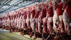 مهر جعلی روی گوشت های غیر بهداشتی !