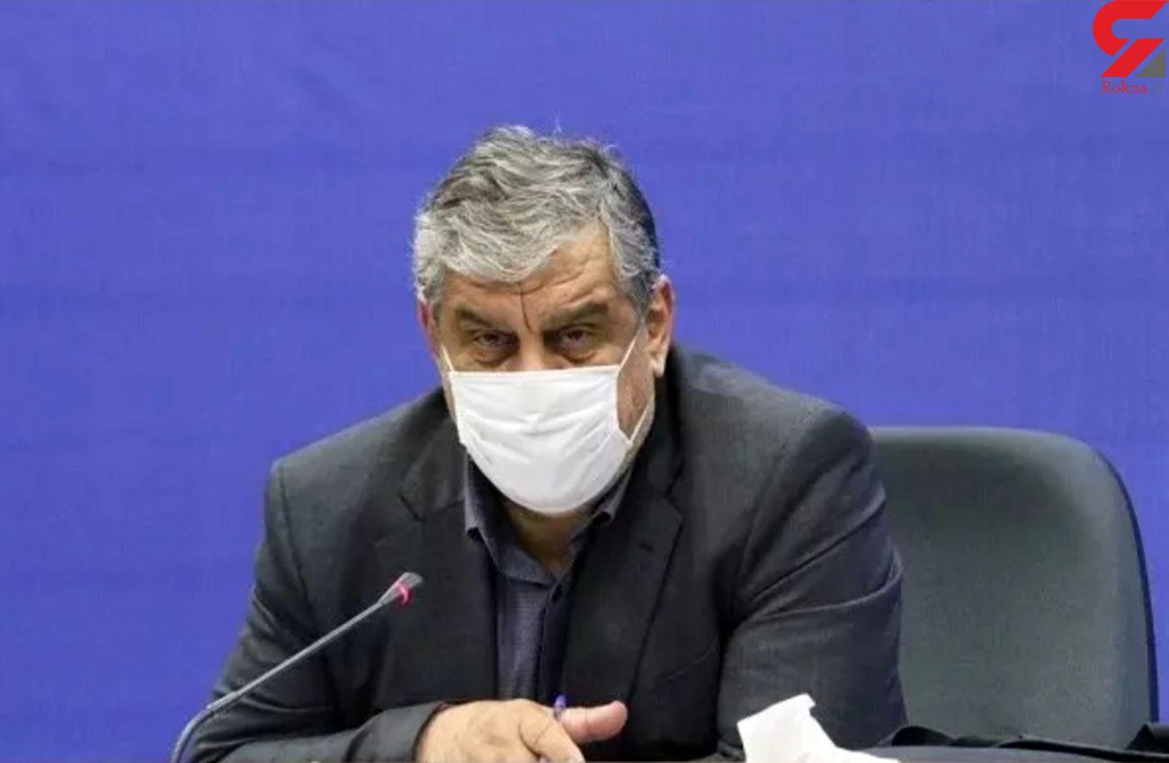 ابتلای ۱۲۷۹ تن به کرونا در آذربایجان غربی