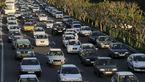 کدام بزرگراه های تهران درگیر ترافیک است؟