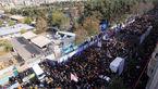 راهپیمایی با شکوه ۱۳ آبان در سراسر ایران با شعار