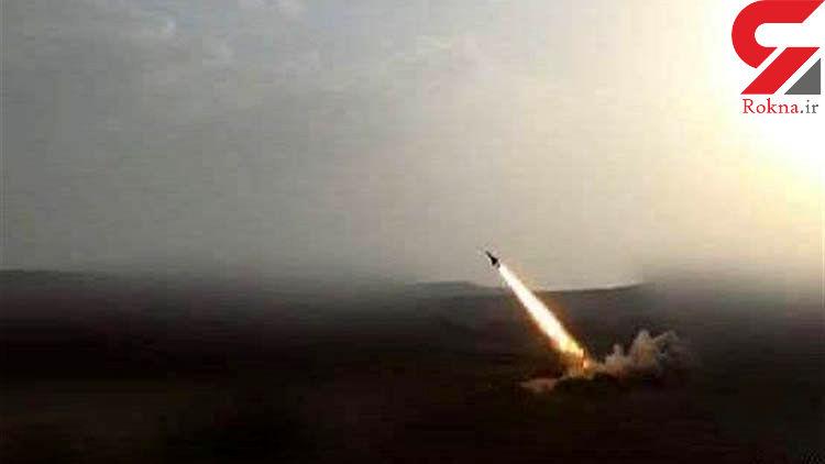 حمله پهپادی نیروهای یمنی به فرودگاه جیزان