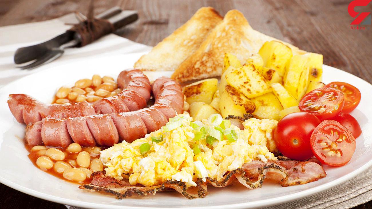 صبحانه انگلیسی چطور درست کنیم؟ + فیلم