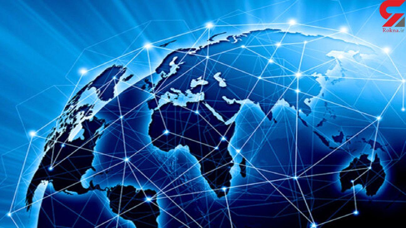 قطع اینترنت در برخی نقاط جهان / دیلی میل خبر داد