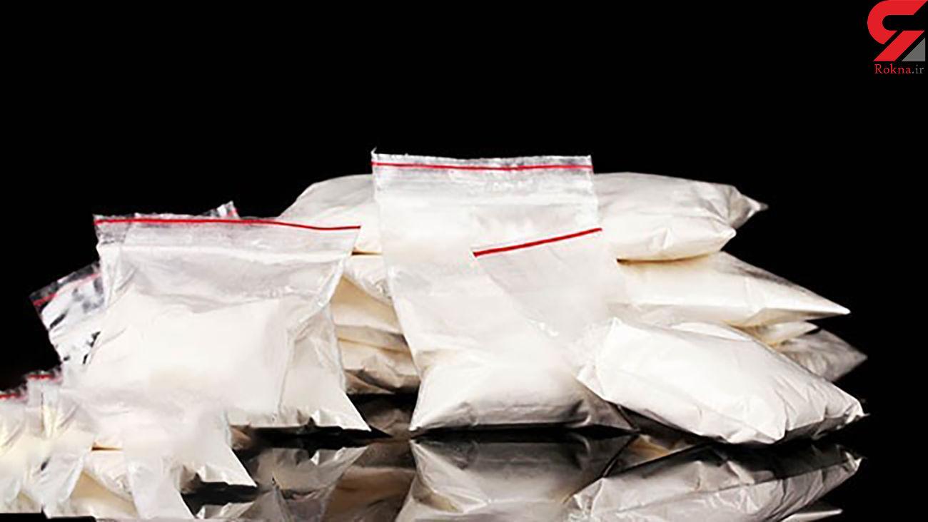 کشف هروئین در معده 2 مسافر در کاشان