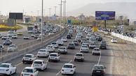 شرایط ترافیکی راه های کشور در 27 شهریور