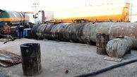 جزییات سرقت 980 بشکه نفت خام در خوزستان
