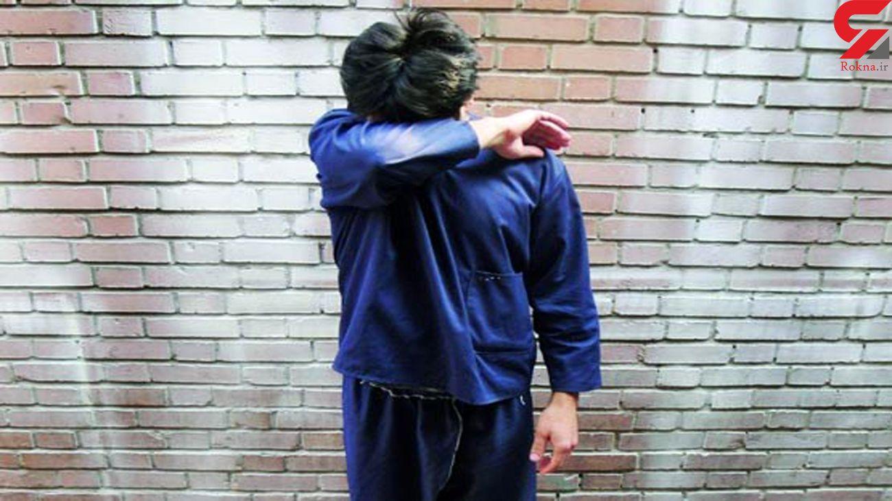 قاتل شهید مرتضی براتی دستگیر شد
