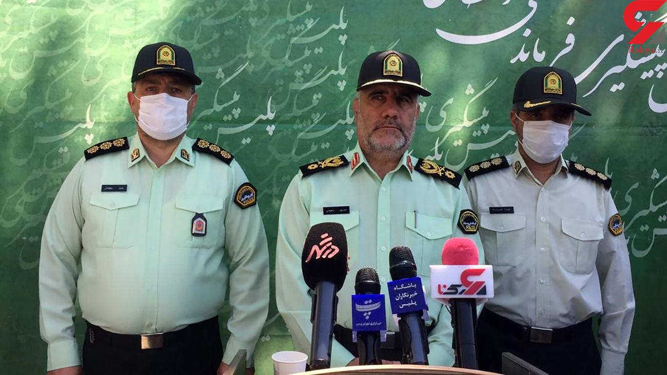 اعتراض سردار رحیمی به استفاده ابزاری گشت ارشاد در مناظره های انتخابات 1400+ عکس و فیلم