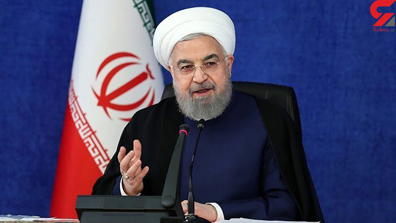 Rouhani felicitates South Africa on National Day