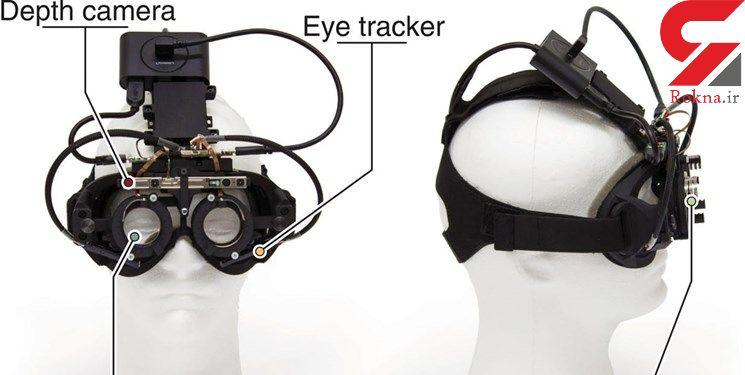 عینک طبی هوشمندی که به طور خودکار فوکوس می کند