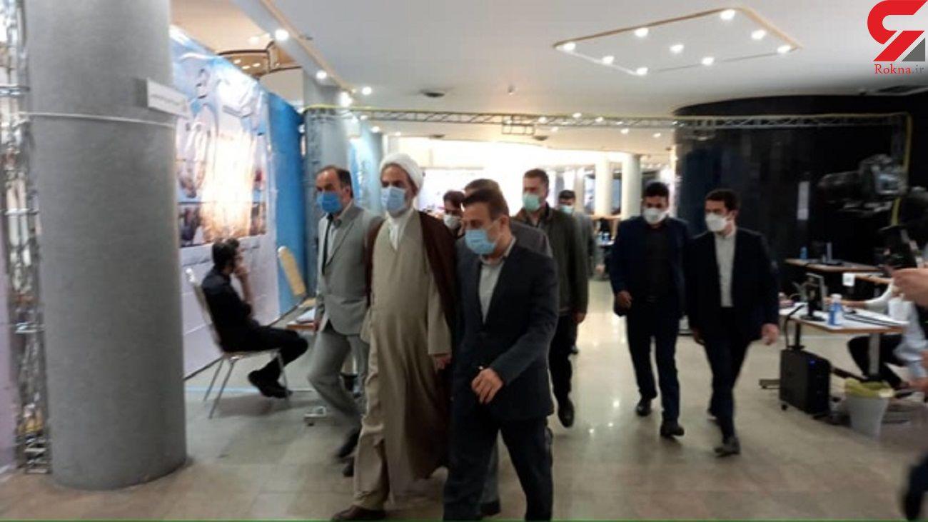 رئیس سازمان بازرسی کشور در انتخابات 1400 شرکت کرد / درویشیان: مشارکت بالایی پیش بینی می شود