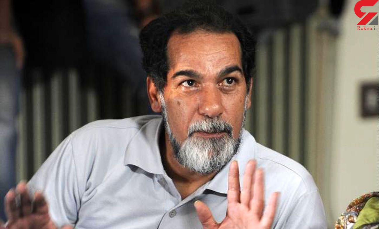 سعید سهیلی: پشت دستم را داغ کردم که در مشهد فیلم نسازم