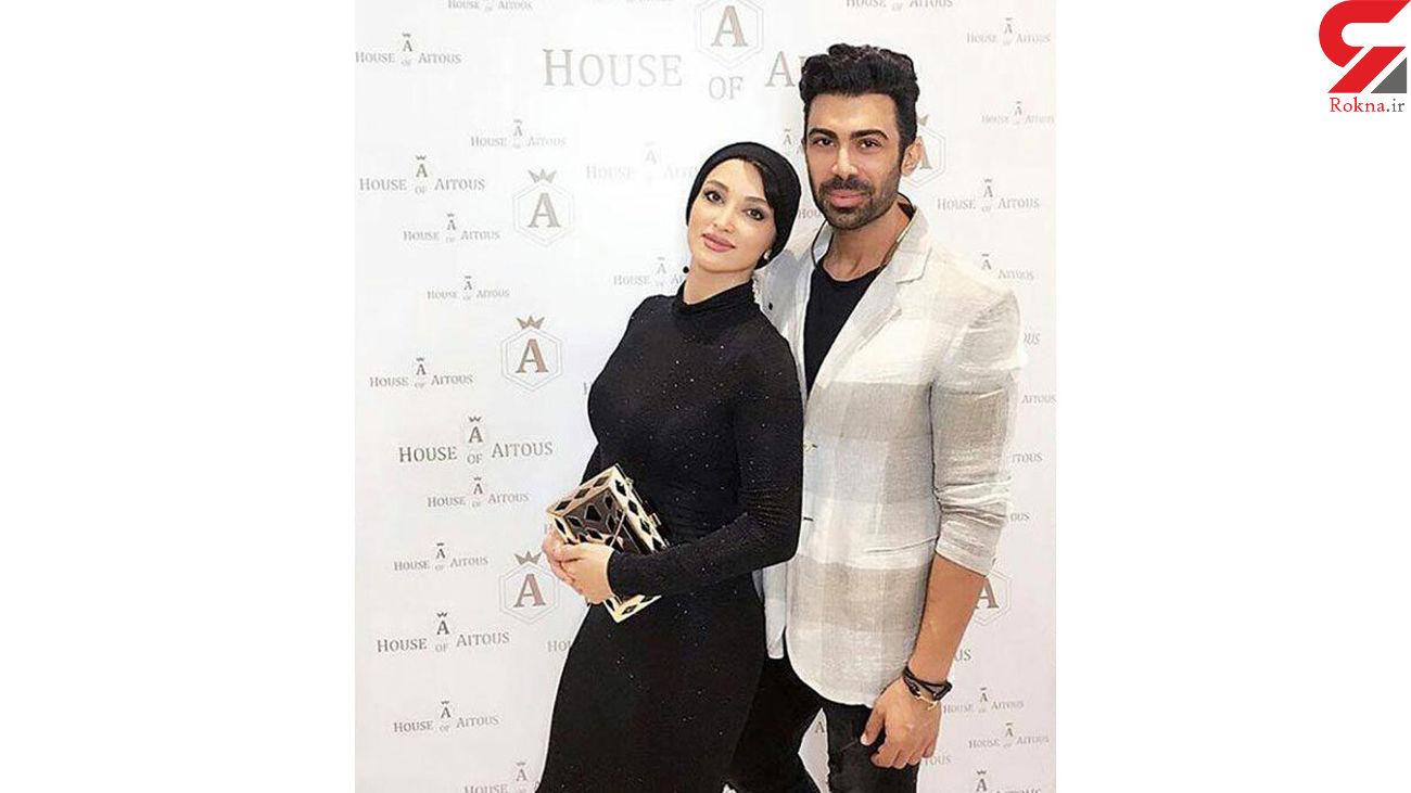 روناک یونسی و همسرش در افتتاحیه یک مرکز زیبایی در کانادا +عکس