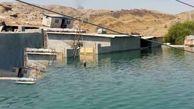 ۲ روستای دیگر قربانی سد گتوند شدند/ زندگی روستاییان مختل شد