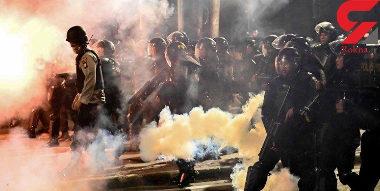 6 کشته در درگیری های انتخاباتی در اندونزی