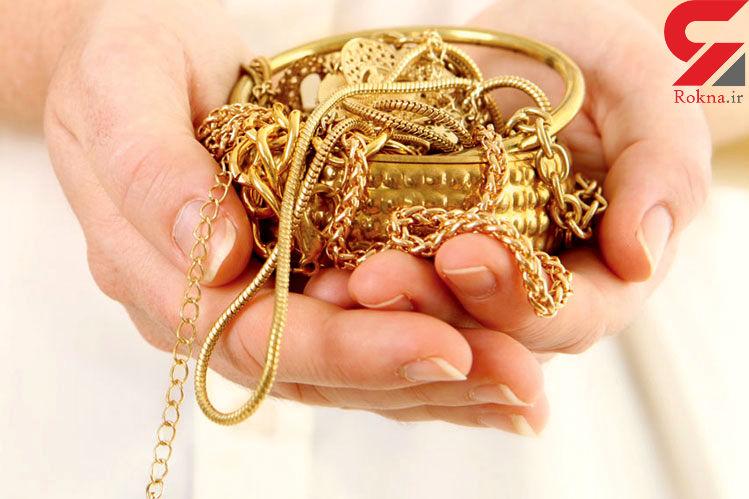 سارق 500 میلیون ریالی طلا در چایپاره دستگیر شد