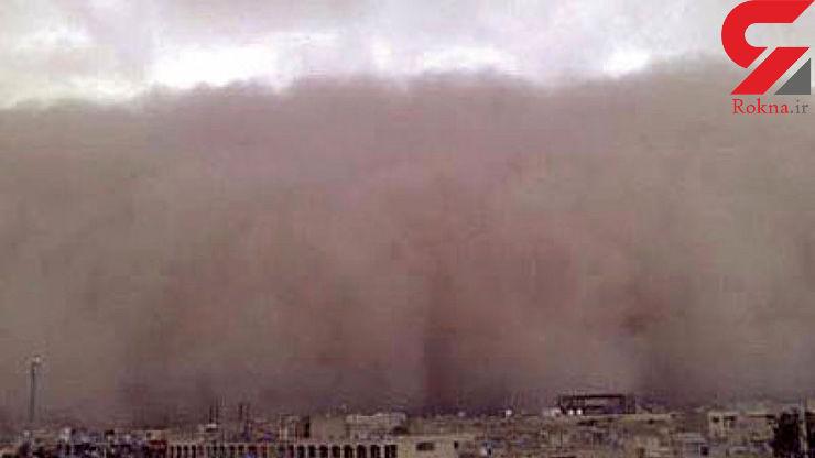 توفان عجیب یزد، چه عواملی داشت؟ + تصاویر