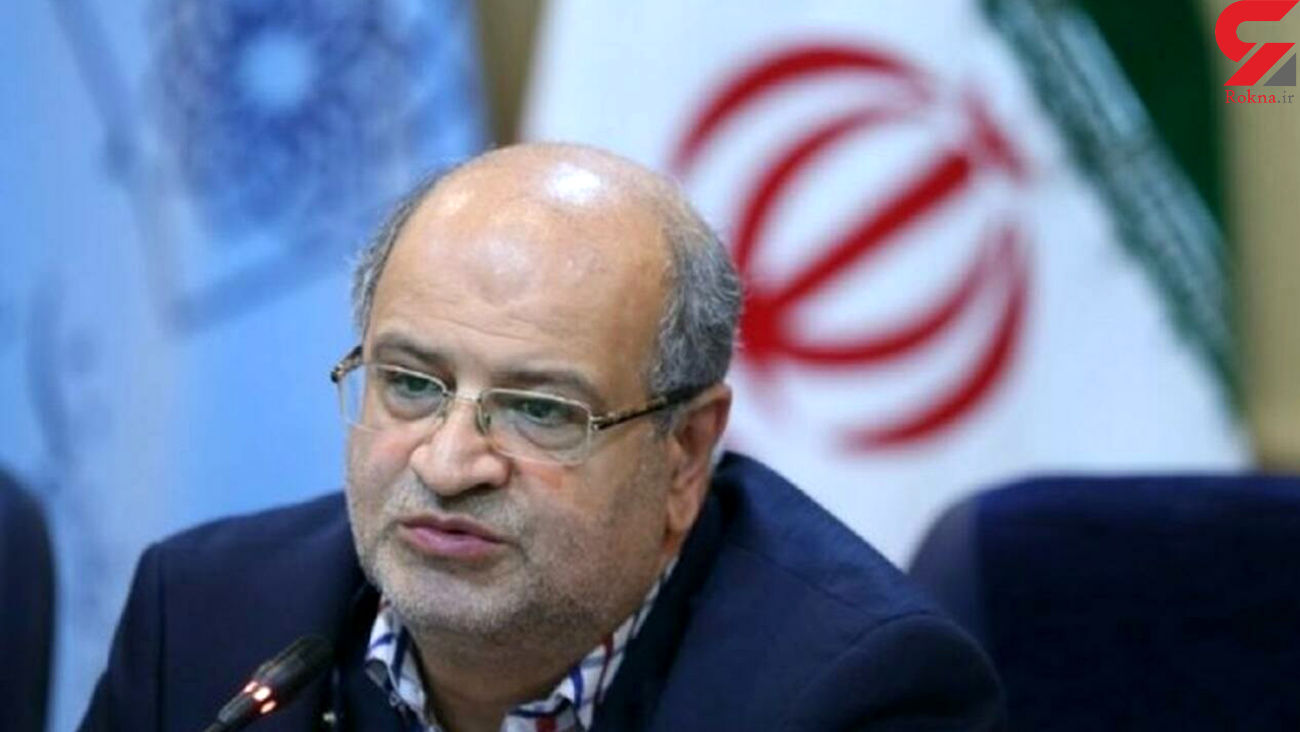 روند نزولی بستری های کرونا در تهران