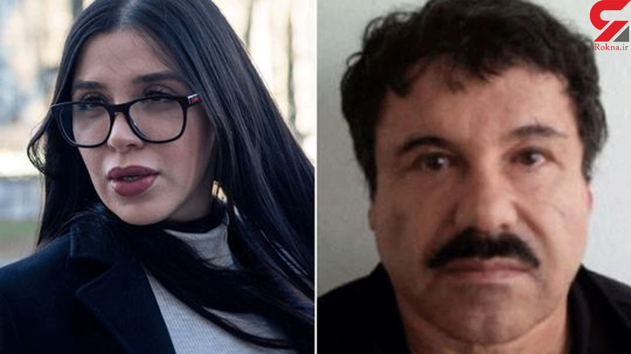 El Chapo's former beauty queen wife faces life in jail for 'running drug empire'